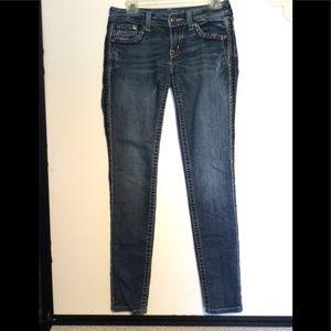 Miss Me Jeans 27 Skinny Jeans Distressed